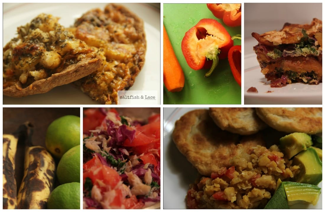 7 Light lunches to get vegetarians through the week saltfish and lace blog